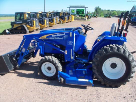 New Holland T1520 Farm Tractor | New Holland Farm Tractors