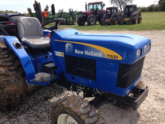 New Holland T1520 Farm Tractor | New Holland Farm Tractors: New