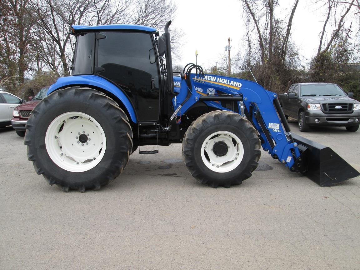 New Holland T4115 Farm Tractor | New Holland Farm Tractors