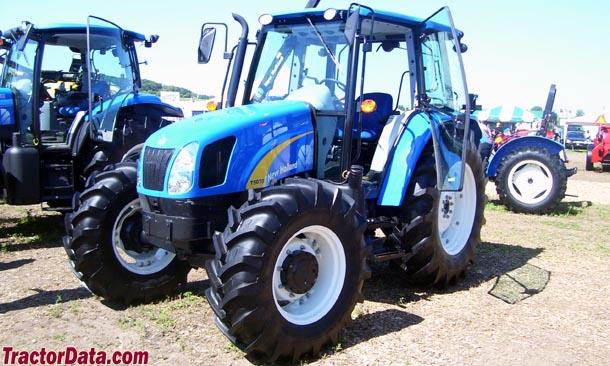 New Holland T5060 Farm Tractor | New Holland Farm Tractors