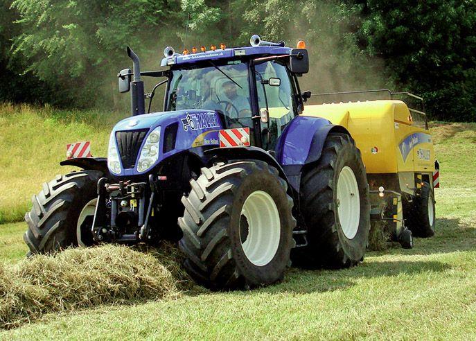 new holland t7 siku traktor