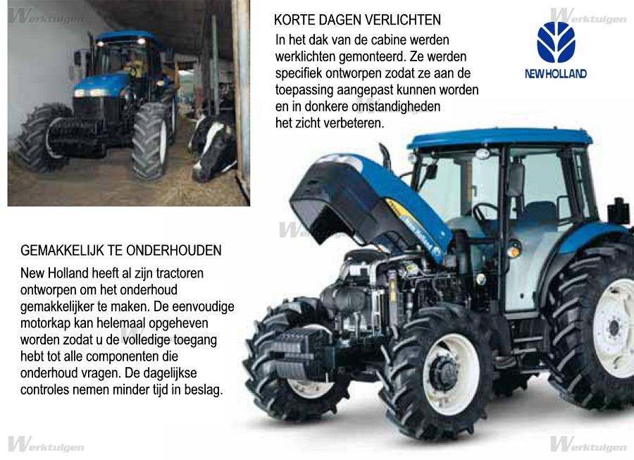 New Holland TD5010 TD5020 TD5030 TD5040 TD5050 Manual De Servicio reparaturhandbuch