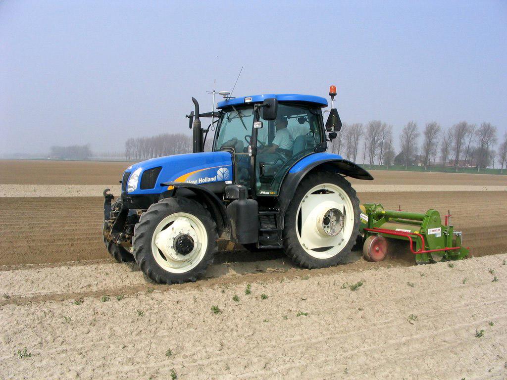 New Holland Ts6020 Farm Tractor | New Holland Farm Tractors: New