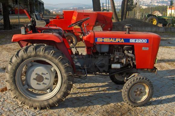 Shibaura Se6340 Farm Tractor | Shibaura Farm Tractors: Shibaura Farm