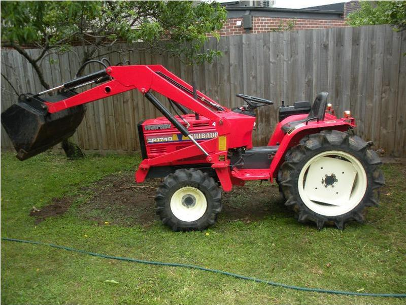 Shibaura Sp1740 Farm Tractor | Shibaura Farm Tractors: Shibaura Farm