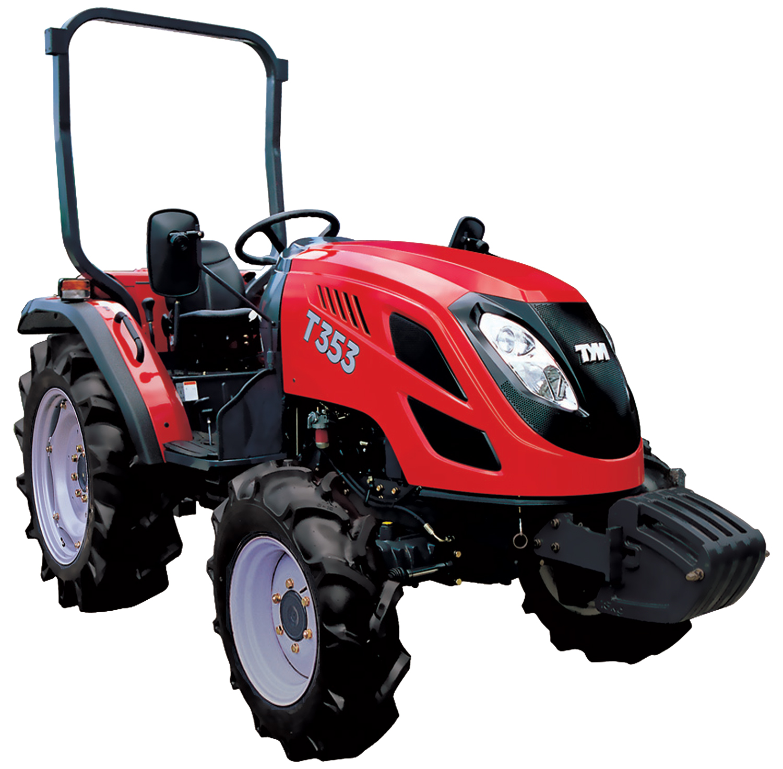 Tym T353 Farm Tractor | Tym Farm Tractors: Tym Farm Tractors