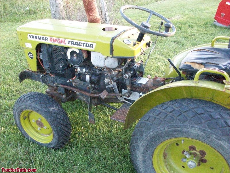 Yanmar Ym 186d Wiring Diagrams  Yanmar Tractor Attachments