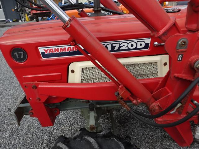 Yanmar Ym165 Farm Tractor | Yanmar Farm Tractors: Yanmar Farm