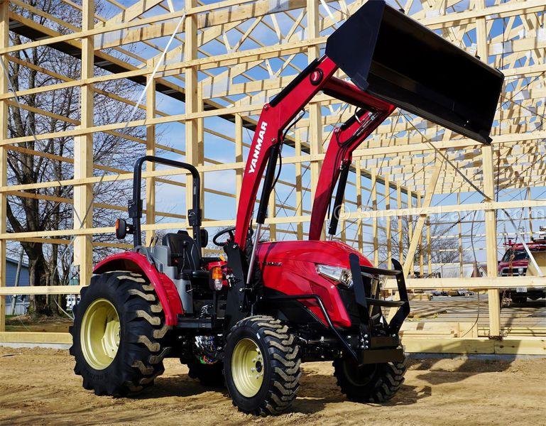 Yanmar Ym4220 Farm Tractor | Yanmar Farm Tractors: Yanmar