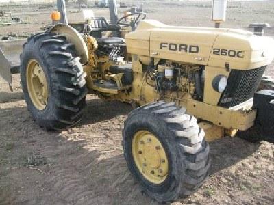 Ford Industrial Tractors Industrial Tractors Industrial Tractors