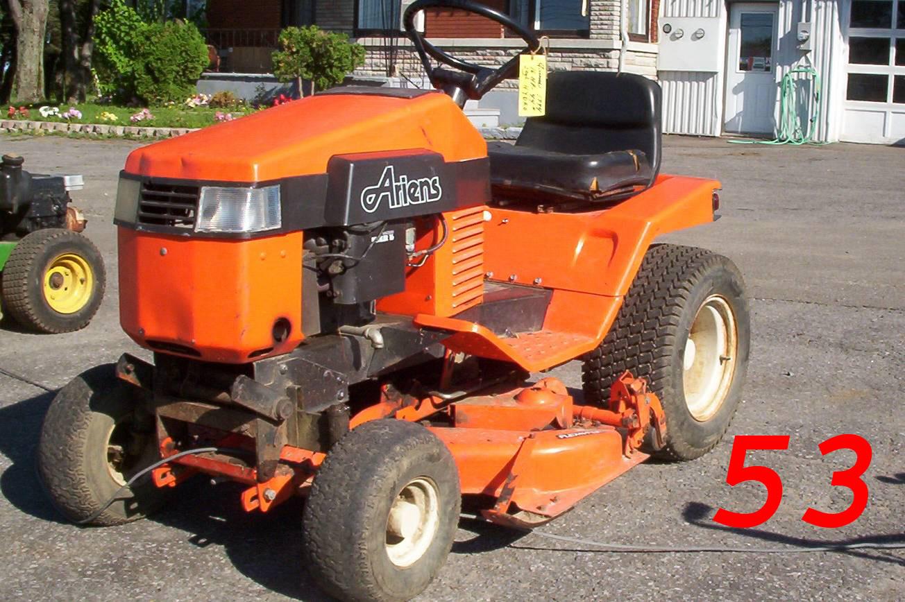 Ariens Gt12 Lawn Tractor | Ariens Lawn Tractors: Ariens Lawn ... on