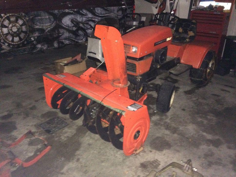 Ariens S 16h Lawn Tractor | Ariens Lawn Tractors: Ariens ... on