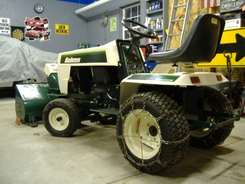Bolens 1468 Lawn Tractor Tractors Wiring Diagram 1455 Photos By 83tbird Photobucket