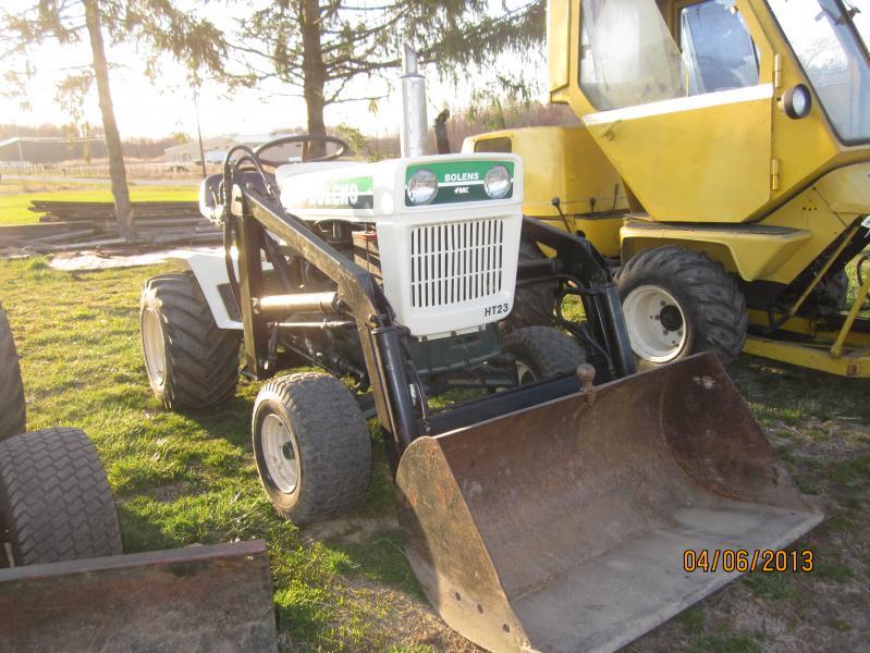 Bolens 960 Lawn Tractor | Bolens Lawn Tractors: Bolens Lawn