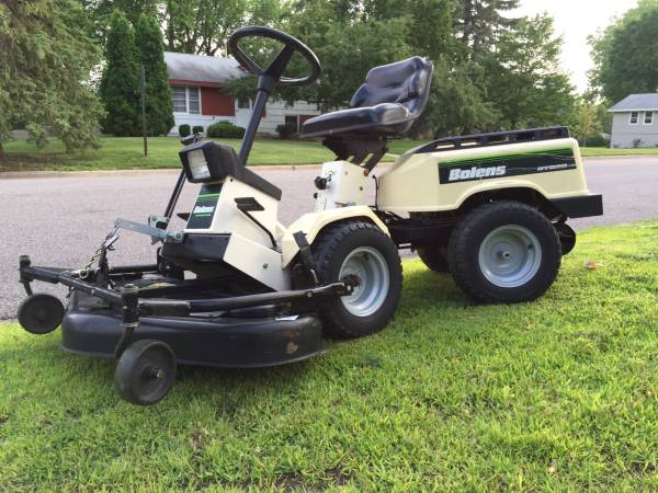 Bolens 966 Lawn Tractor | Bolens Lawn Tractors: Bolens Lawn