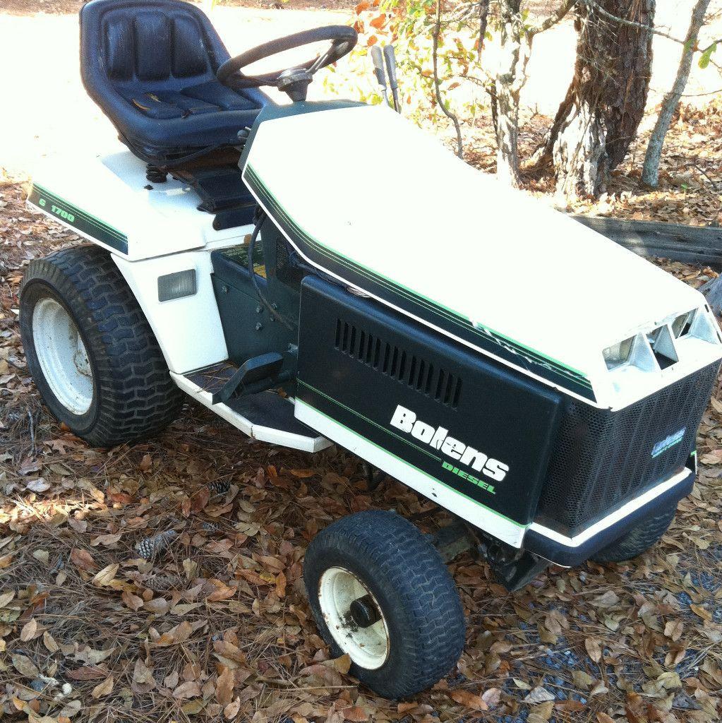 Bolens G 14 Lawn Tractor Tractors 1256 Husky Wiring Diagram Duratrac Dgt 1700 5117h Diesel Garden Move Snow Riding