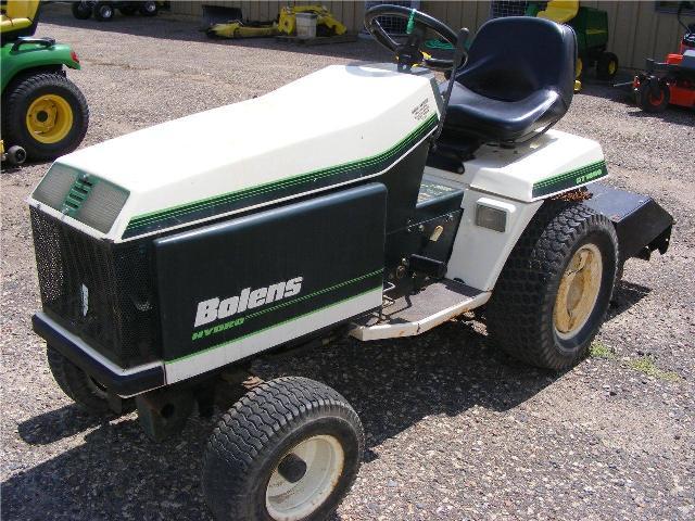 Bolens H11lt Lawn Tractor | Bolens Lawn Tractors: Bolens