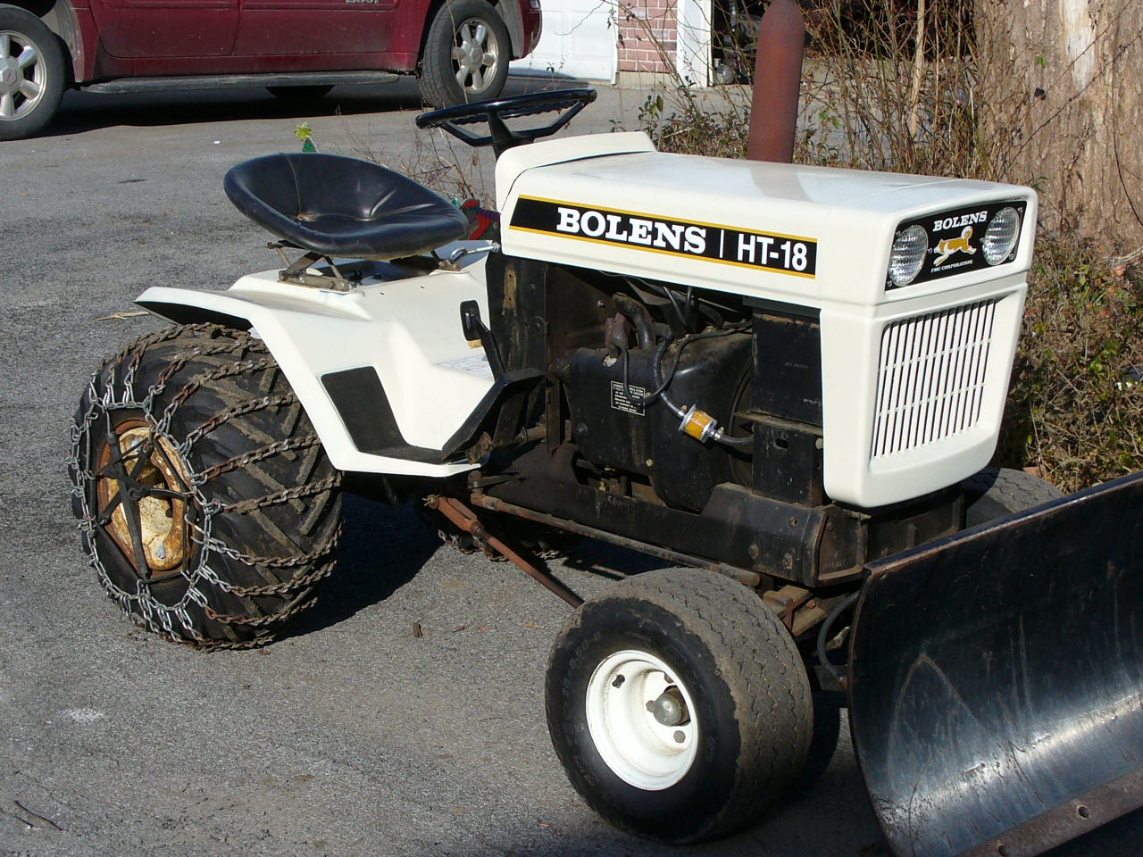 Bolens Ht 20 Lawn Tractor Tractors 1256 Husky Wiring Diagram What Is It The Friendliest Forum And