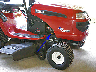 craftsman 91727382 lawn tractor craftsman lawn tractors craftsmanmanual how to change engine oil on a craftsman lawn tractor with 18 hp briggs