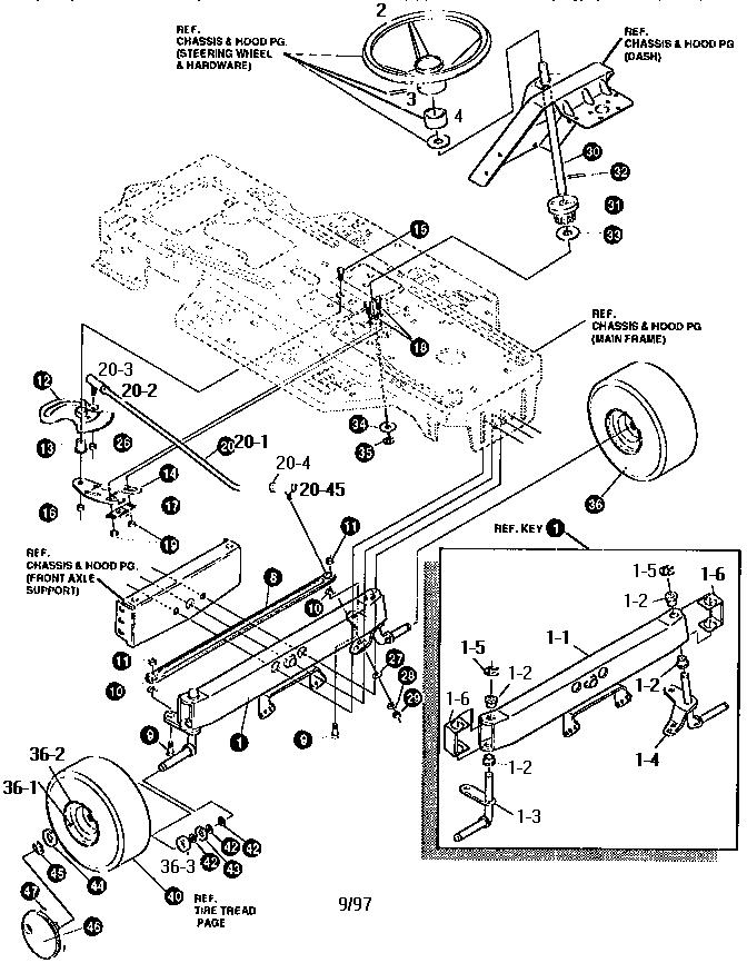 Craftsman Riding Lawn Mower Gt 6000 Wiring Diagram
