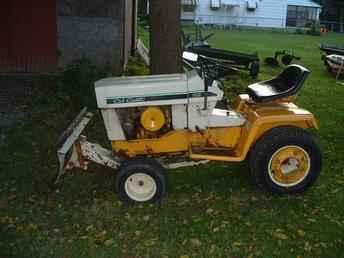 Cub Cadet 108 Lawn Tractor | Cub Cadet Lawn Tractors: Cub