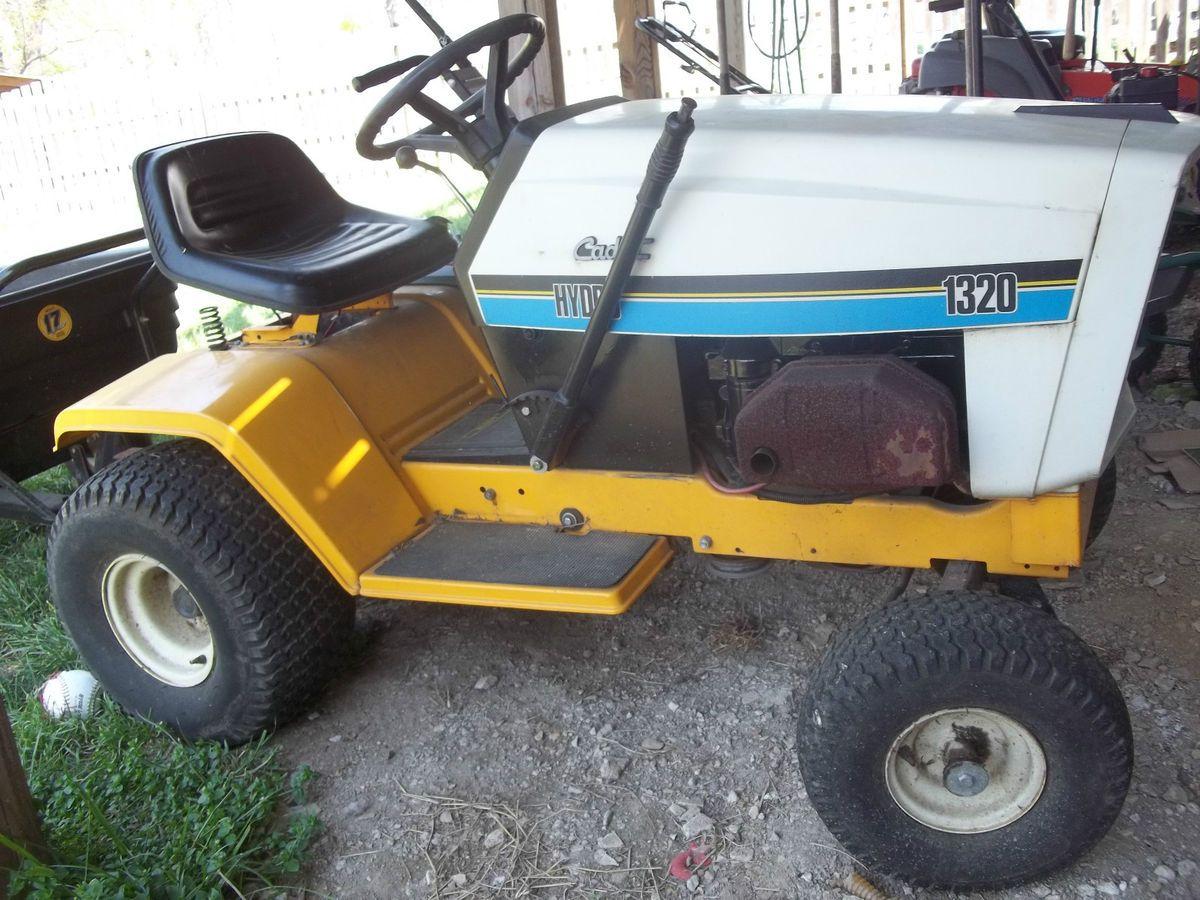 Cub Cadet 1320 Lawn Tractor | Cub Cadet Lawn Tractors: Cub