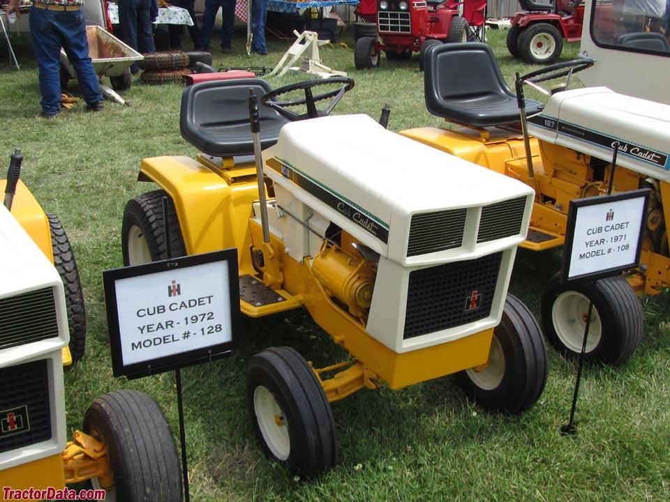 Cub Cadet 1440 Lawn Tractor | Cub Cadet Lawn Tractors: Cub