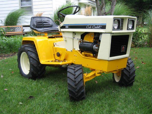 Cub Cadet 149 Lawn Tractor | Cub Cadet Lawn Tractors: Cub Cadet Lawn on