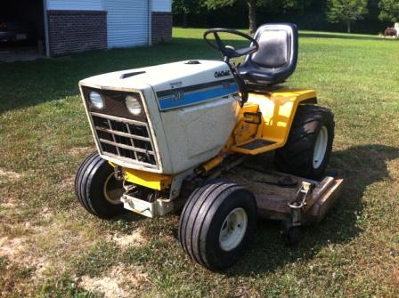 Cub Cadet 2072 Lawn Tractor | Cub Cadet Lawn Tractors: Cub