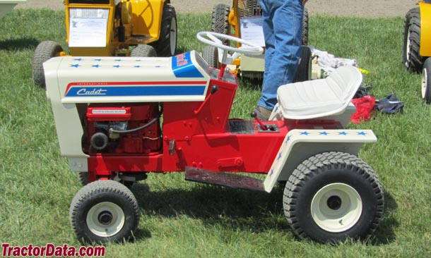 Cub Cadet 76 Lawn Tractor | Cub Cadet Lawn Tractors: Cub