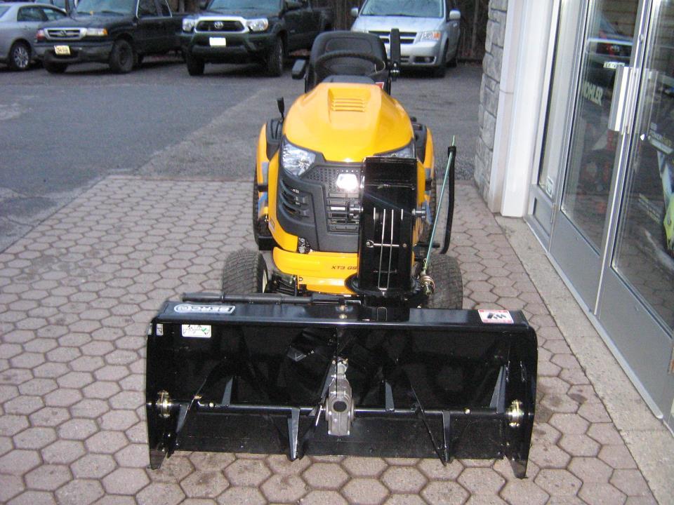 Cub Cadet Xt3 Gs Lawn Tractor | Cub Cadet Lawn Tractors: Cub Cadet