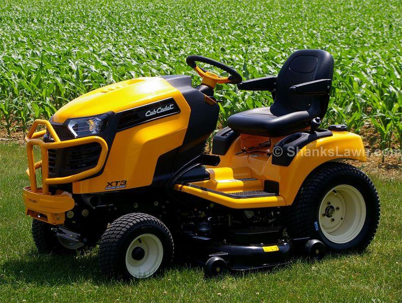 Cub Cadet Xt3 Gsx Lawn Tractor   Cub Cadet Lawn Tractors