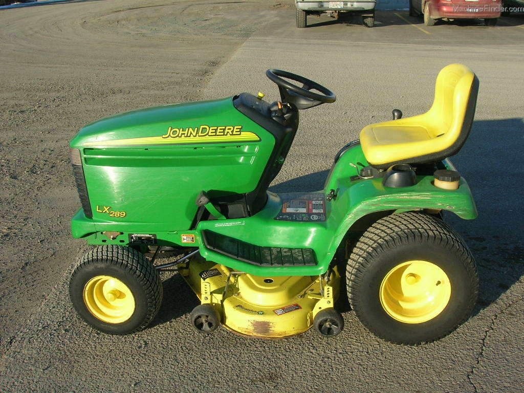 John Deere Lx280 Lawn Tractor Tractors Model Riding Lawnmowermodelr72i Need The Assembly Diagram Lx289 Machinefinder My News Faq Help Financing Certified