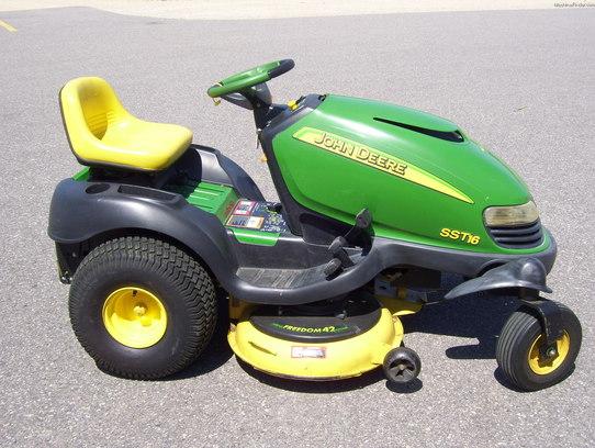 BingImages_573281 john deere sst16 lawn tractor john deere lawn tractors john deere