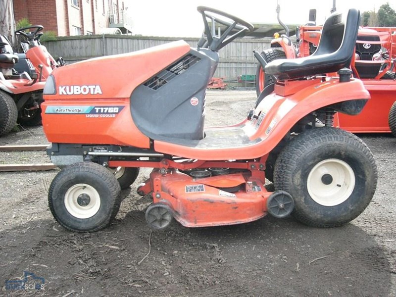 kubota t1760 lawn tractor kubota lawn tractors kubota lawn Marklift Wiring Diagrams
