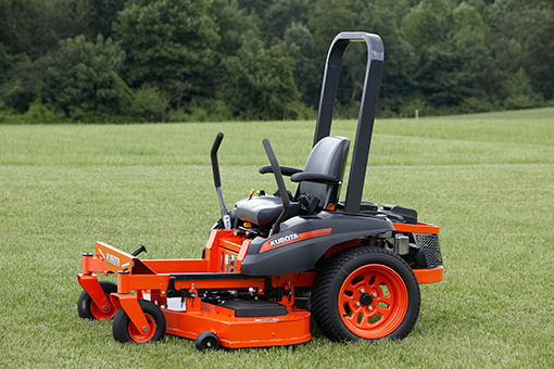 Kubota Z121s Lawn Tractor | Kubota Lawn Tractors: Kubota