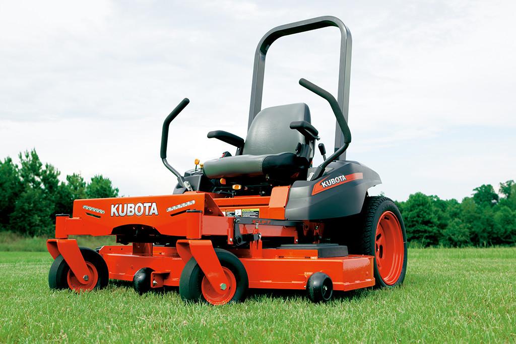 Kubota Z121s Lawn Tractor   Kubota Lawn Tractors: Kubota Lawn