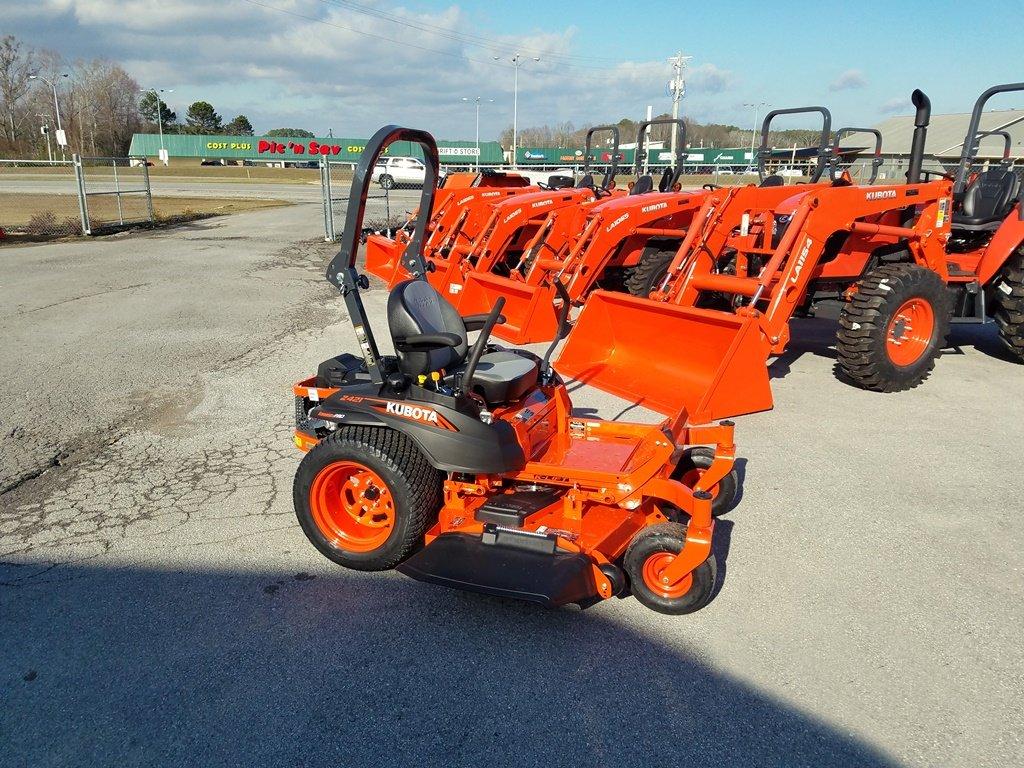 Kubota Z421 Lawn Tractor | Kubota Lawn Tractors: Kubota Lawn