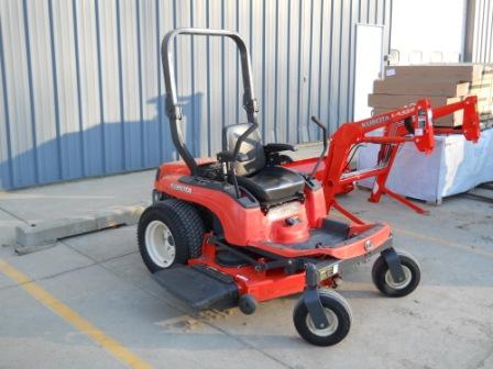 Kubota Zg23 Lawn Tractor | Kubota Lawn Tractors: Kubota Lawn