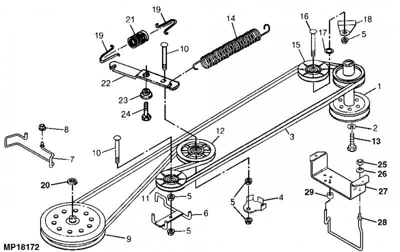 G110 John Deere Wiring Diagram