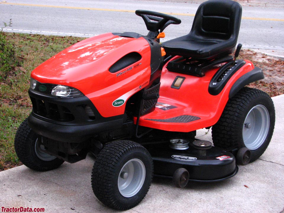 Scotts Lawn Tractor S2046 Wiring Diagram : Scotts l lawn tractor scotts lawn tractors scotts lawn