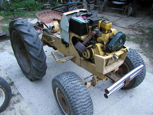 Sears St16 Lawn Tractor | Sears Lawn Tractors: Sears Lawn