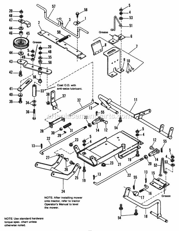 Simplicity 6216 Belt Diagram