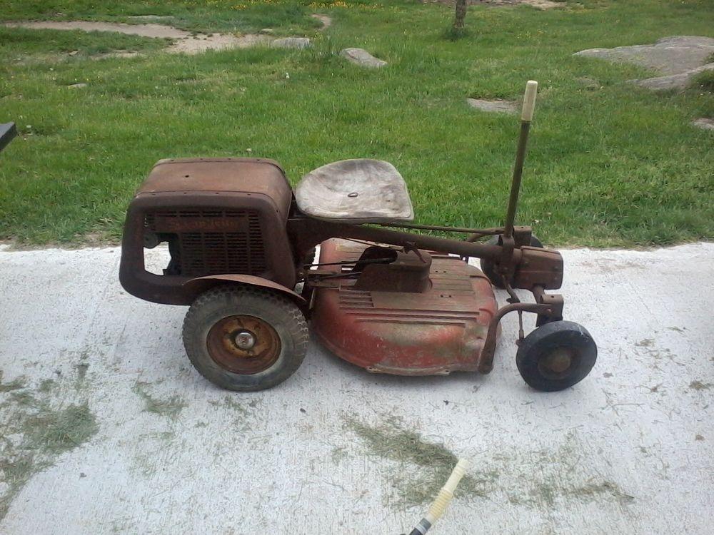 Simplicity 3212h Lawn Tractor | Simplicity Lawn Tractors: Simplicity