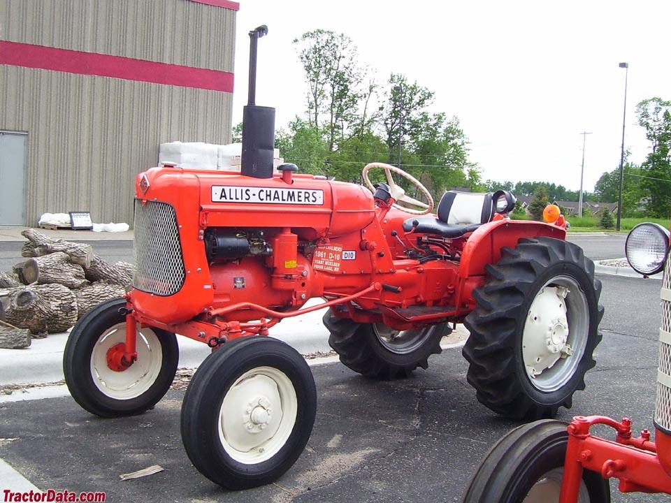 Allis Chalmers C Farm Tractor   Allis Chalmers Farm Tractors: Allis