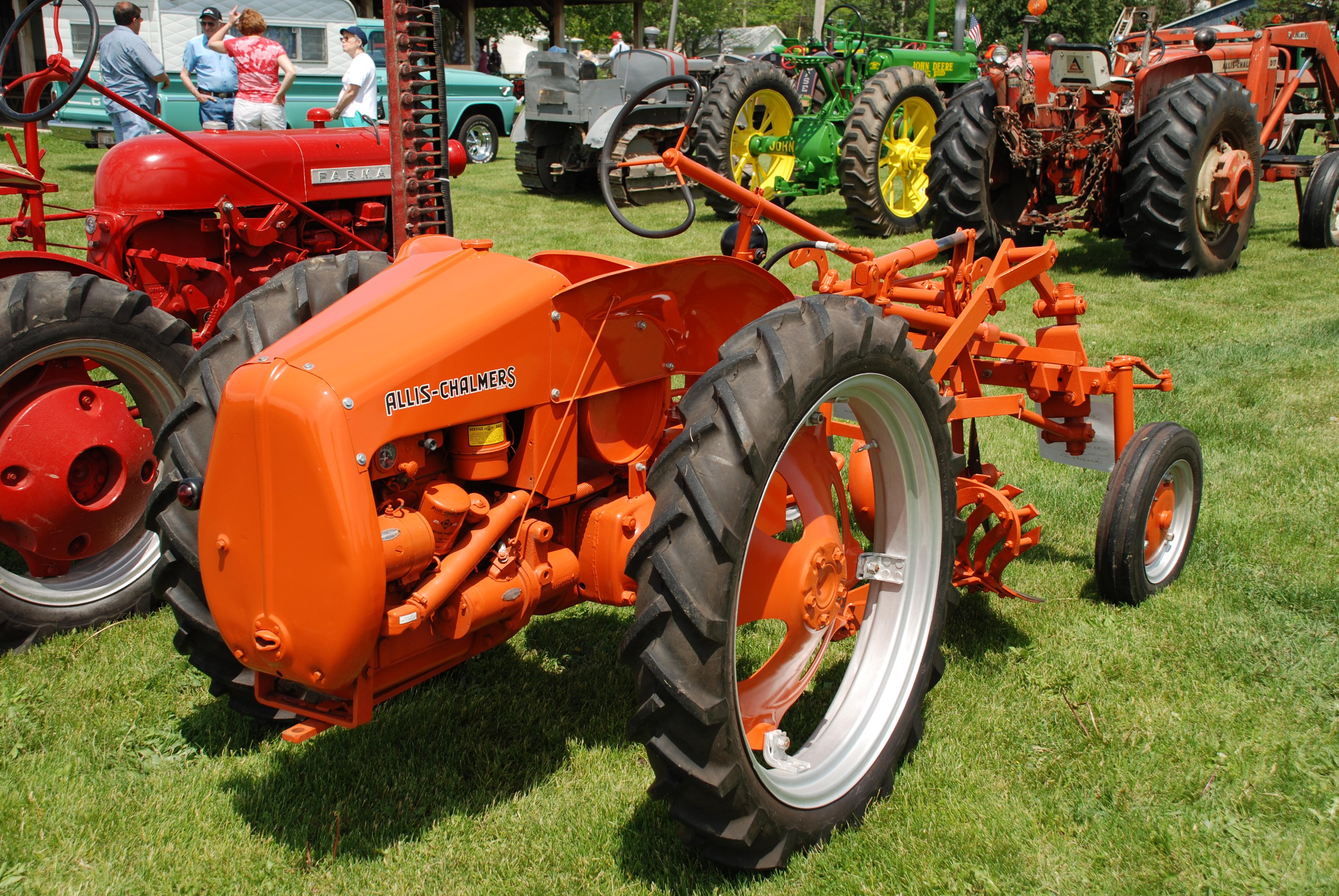 Allis Chalmers G Farm Tractor | Allis Chalmers Farm Tractors