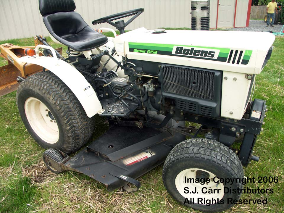 Bolens G272 Farm Tractor | Bolens Farm Tractors: Bolens Farm
