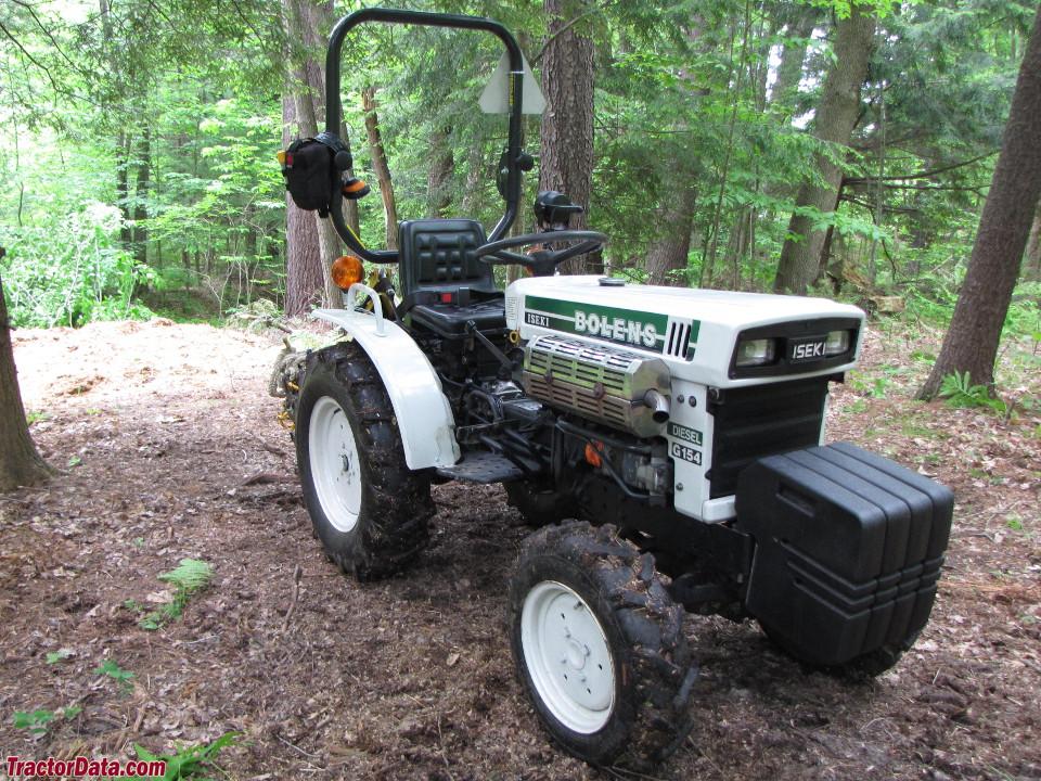Bolens G154 Farm Tractor | Bolens Farm Tractors: Bolens Farm
