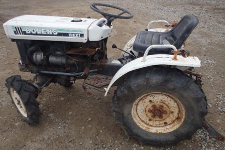 Bolens G172 Farm Tractor   Bolens Farm Tractors: Bolens Farm