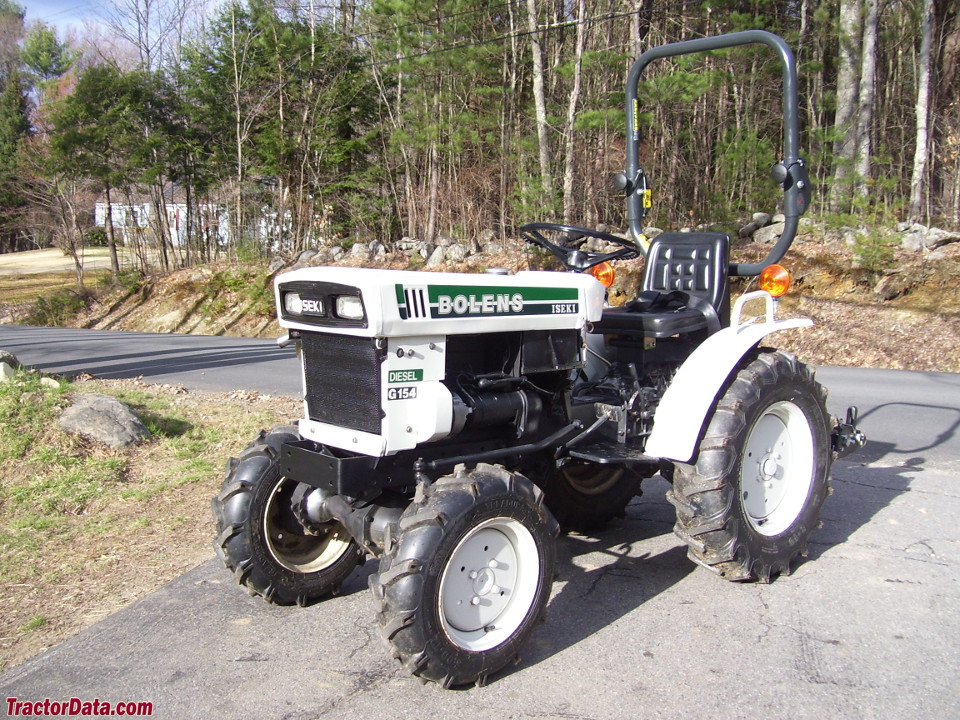 Used / Salvaged Parts For Iseki / Bolens Tractor: Bolens
